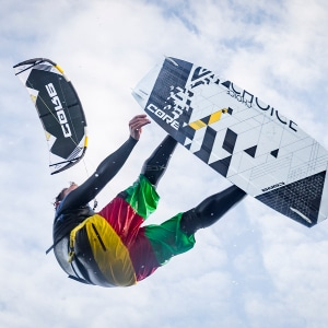 Kitekurse, Kiten lernen auf Fehmarn